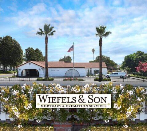 Wiefels & Son Mortuary and Cremation Services-Beaumont CA Location