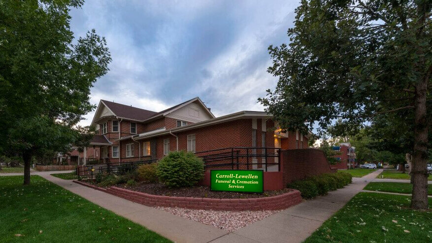 Carroll-Lewellen Funeral & Cremation Services in Longmont, CO