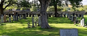 okotoks cemetery headstones