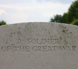 inscription on a headstone