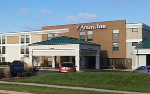 6. AmericInn Hotel  Suites