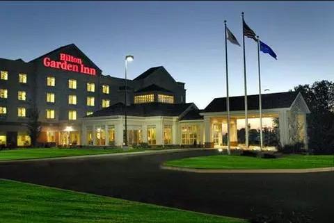 10. Hilton Garden Inn