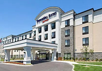 13. SpringHill Suites Fishers
