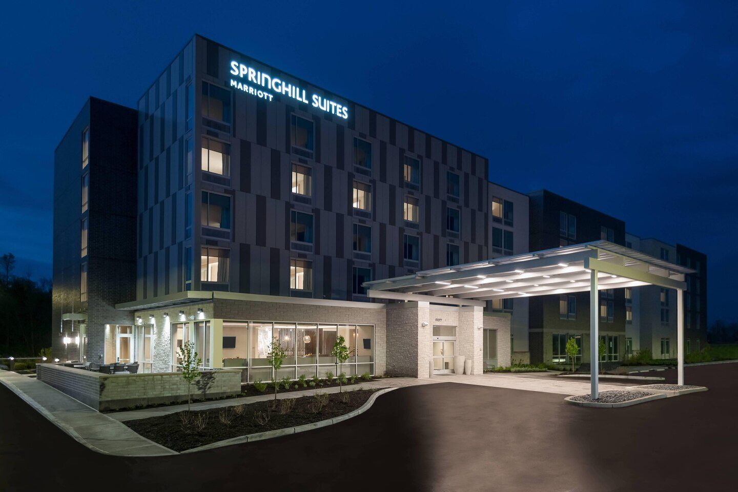 8.  Springhill Suites Indianapolis Westfield