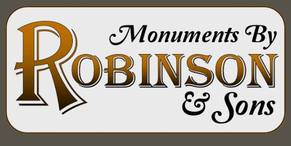 Monuments by Robinson and Sons