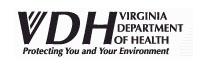 Virginia Department of Vital Records