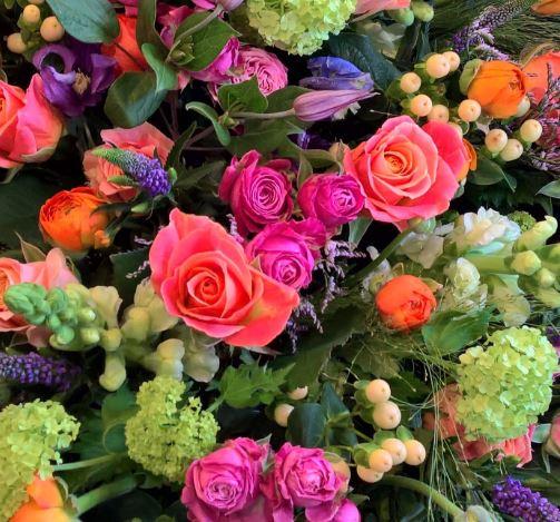 Flowers by Joyce