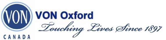 VON Oxford County Branch