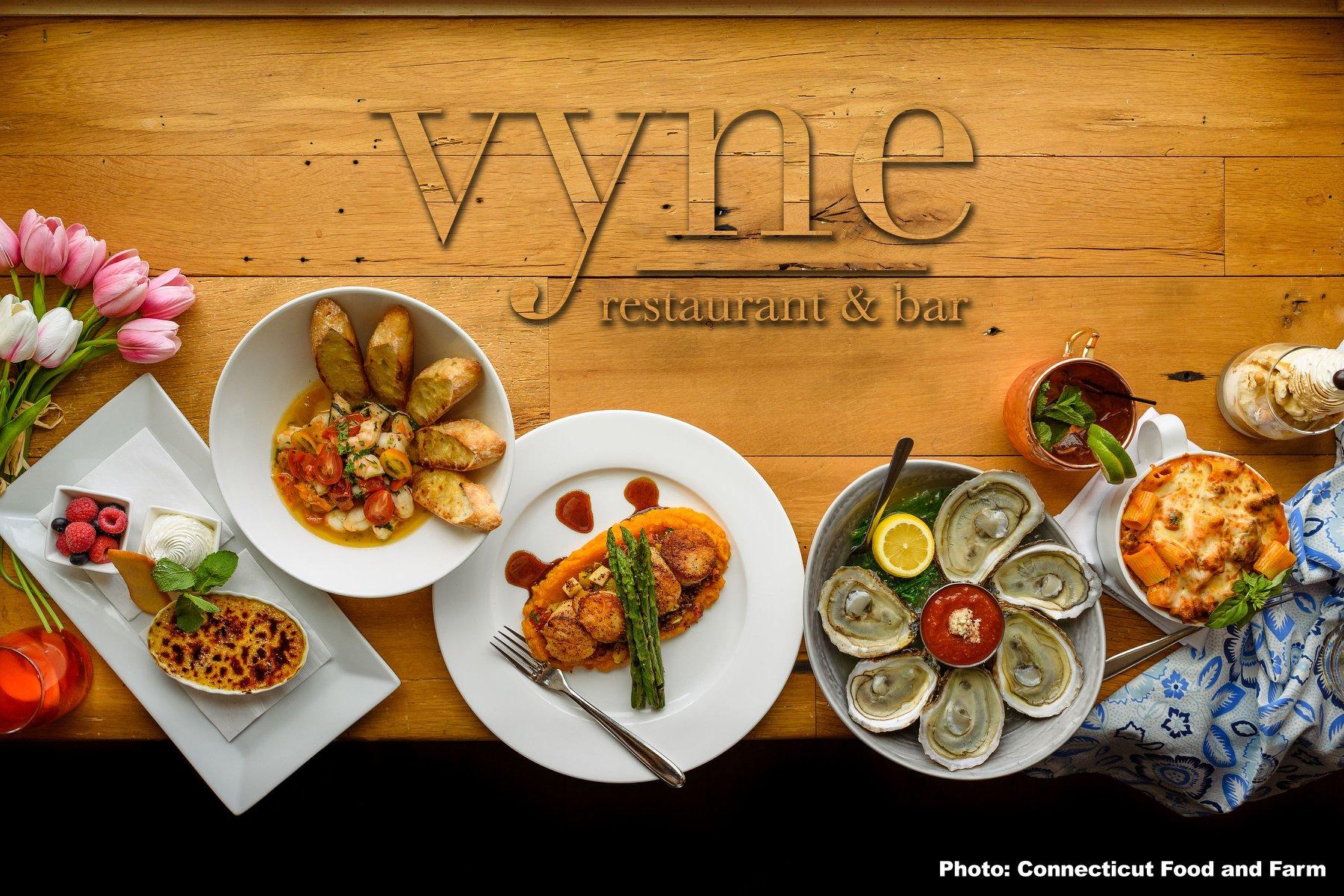 Vyne Restaurant  Bar