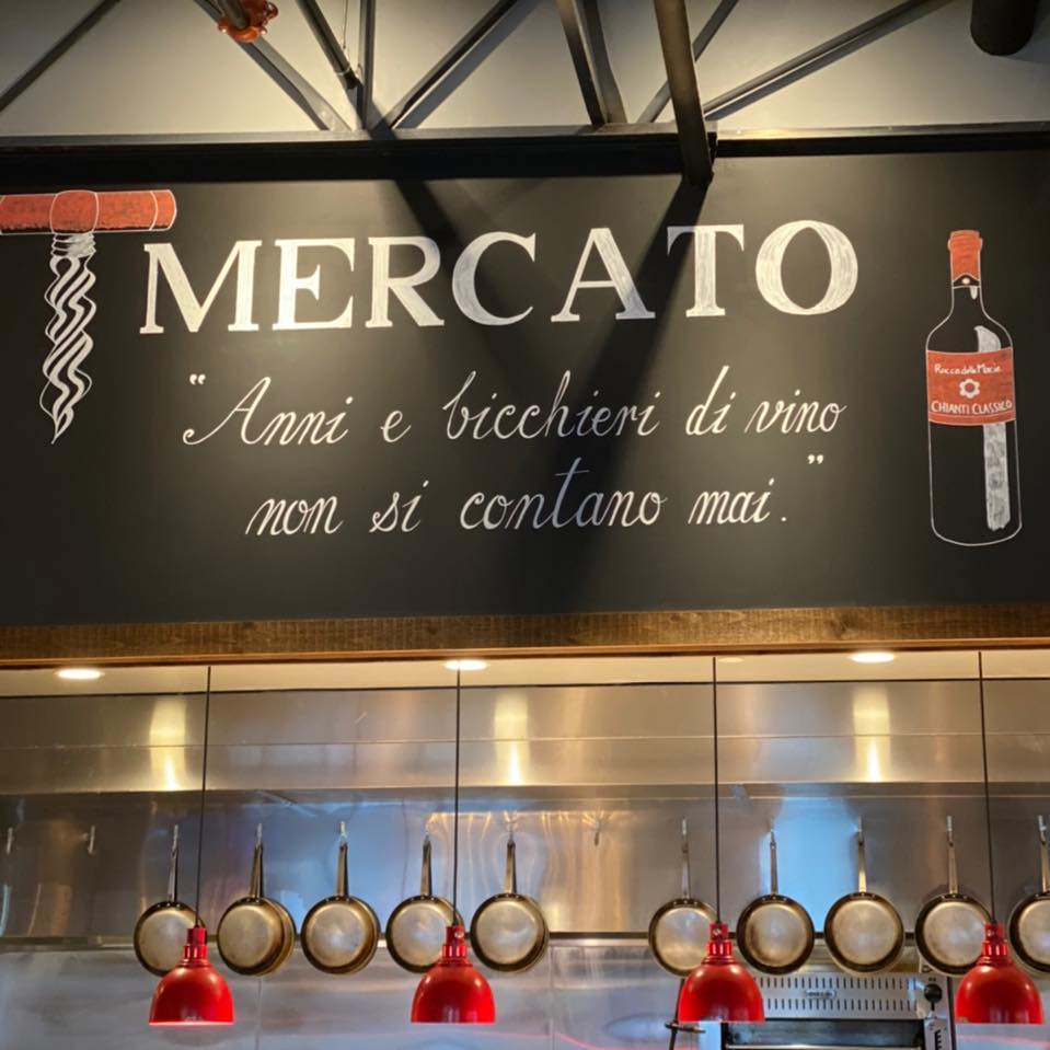 Mercato Italian Kitchen and Bar