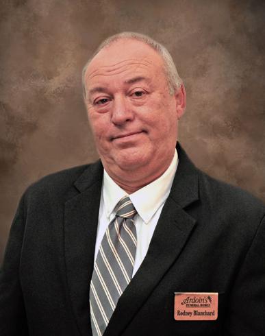 Rodney Blanchard