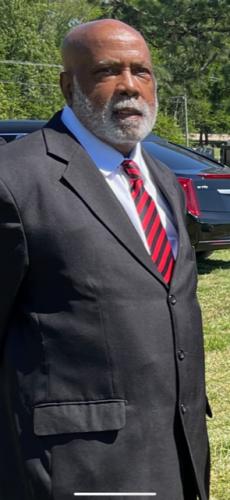 Pastor Roger Greene