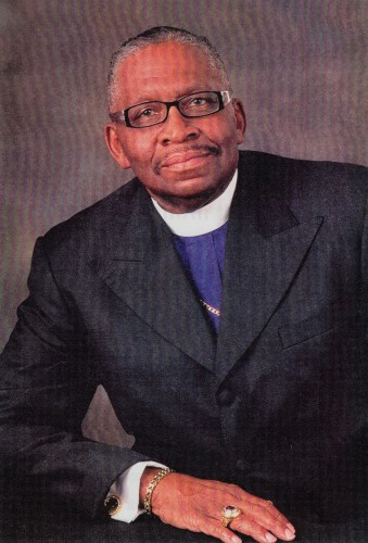 Bishop Donald Alford