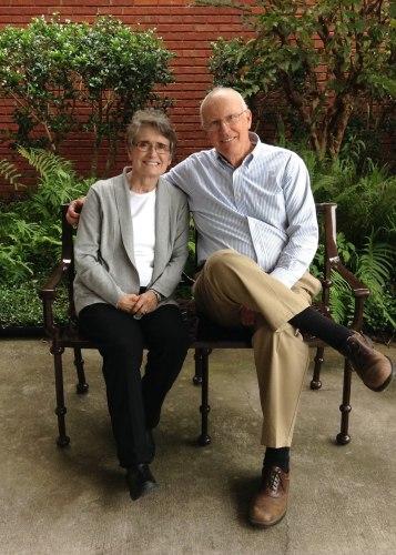 Levon and Sandy Higgins
