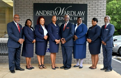 Andrew Wardlaw Funeral Home Staff