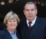 Alex Thomas Jr. and Marcia Thomas