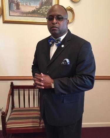 Mr. Clinton Tony Perry