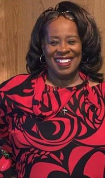 Pastor Louise B. Hicks