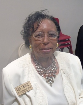 The Late  Eloyse Bentley-Lockhart