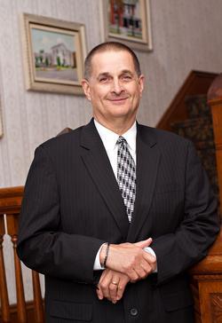 Jon Ballard, BA, MBA