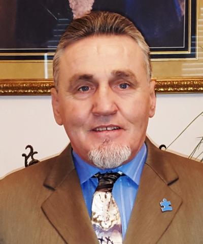 Evangelist Danny Wayne Coulter