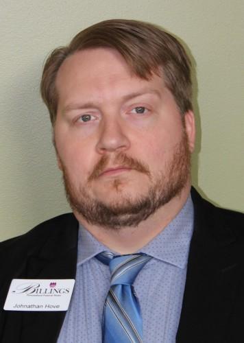 Johnathan Hove