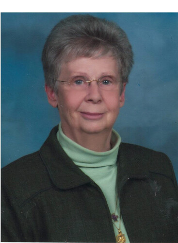Joan Barry Bache