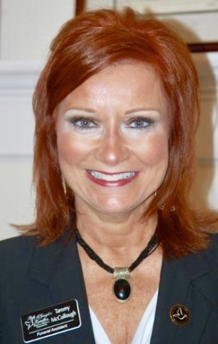 Tammy McCullough*