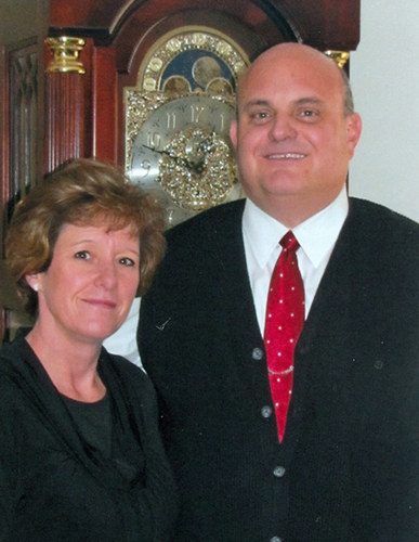 William & Jody Ball
