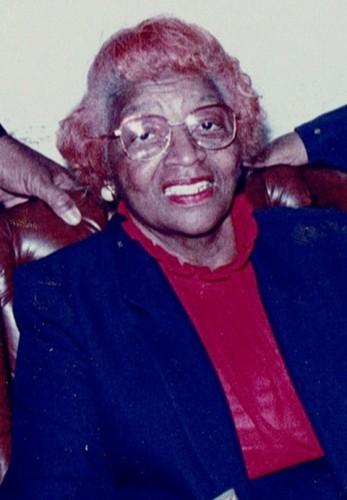 Mrs. Epsie Leonard Burton