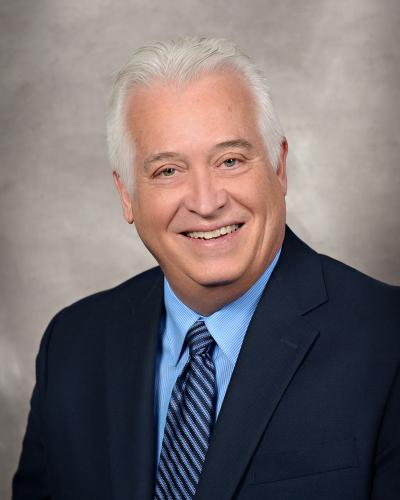 Pastor David Crowley