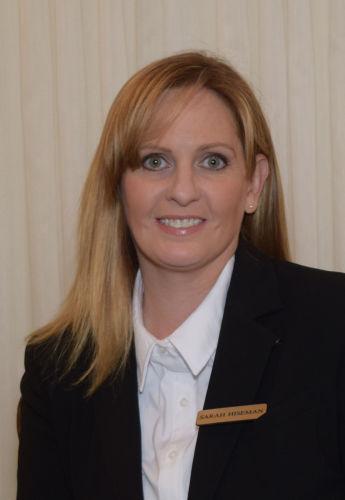 Sarah Hiseman