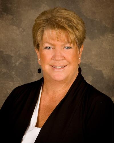 Pam Burkel (née Buser)