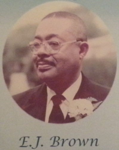 Eugene J. Brown (1923 - 1996)