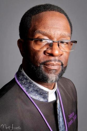 Bishop Jesse Jones