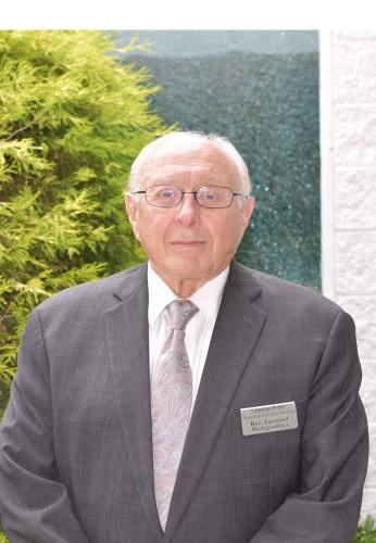 Rev. Leonard Bumgardner