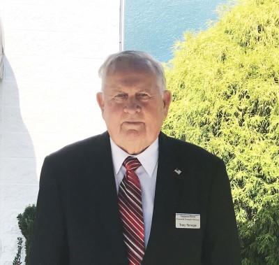 Tony Stroupe