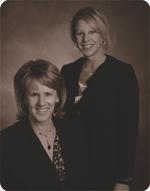 Heather Coats and Heidi Coats Frobel