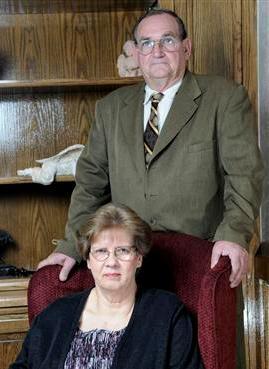 Rev. Dean & Freda Hall