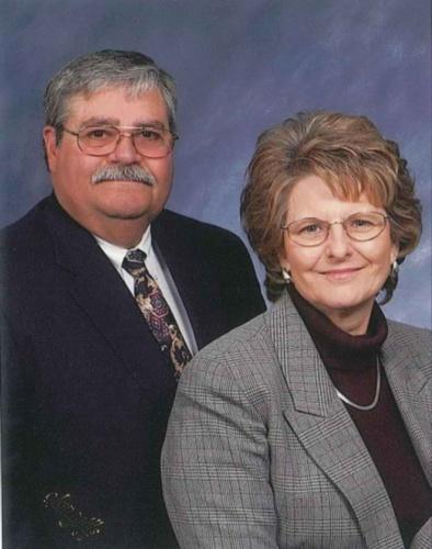 Eddie & Pat Bain