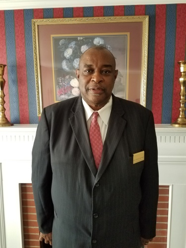 Rev. Willie C. Alford