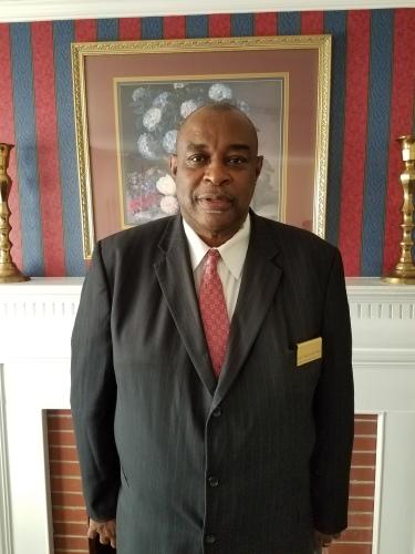 Rev. Willie C. Alford