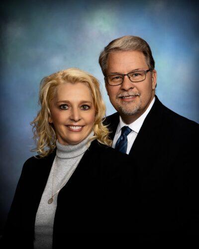 Michael and Lisa Carlsen