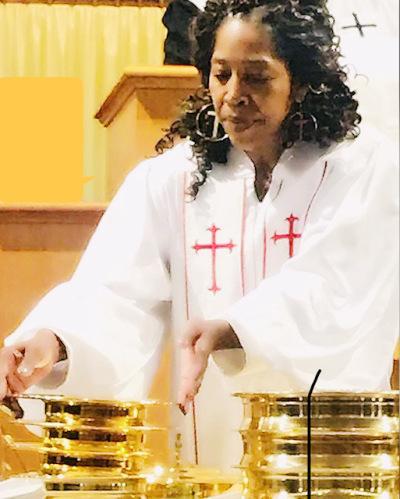 Rev. Dianne Watson Kendall