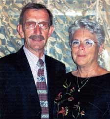 Ed & Carol Leach