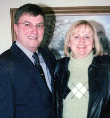 Ron and Jane Hollibaugh
