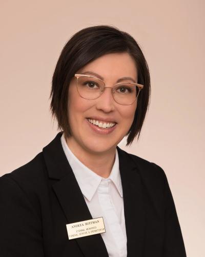 Andrea Hoffman