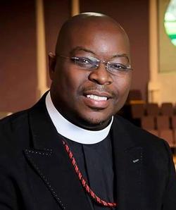 Bishop Marc Thomas