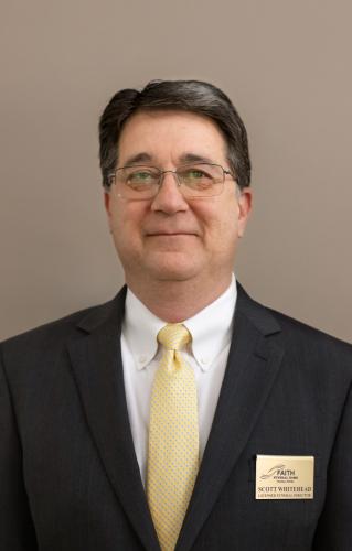 Scott Whitehead, LFD, LE
