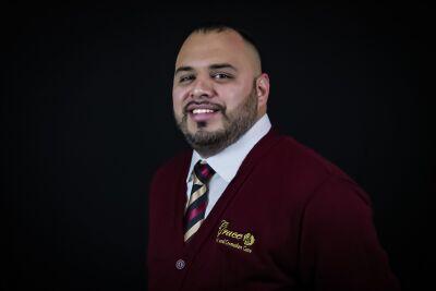 Pastor Joshua Lucio